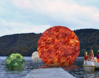 Les Perles du Lac de 4AI : Sophie Coulon & Jean-Pierre Vignaud