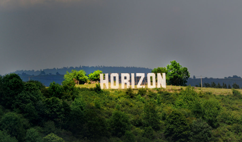 Horizon par Véronique Roger