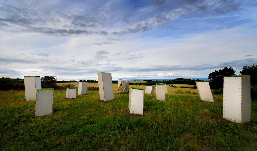 Megalith Monument par Hannah Streefkerk