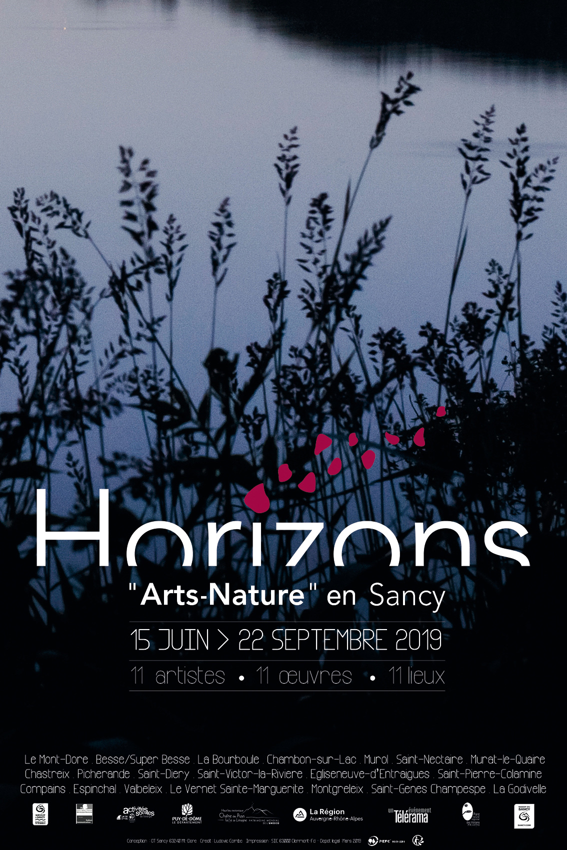 Affiche Horizons 2019
