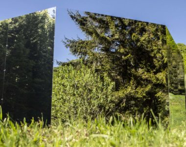 Résonance, installation de l'Atelier Bleu, Horizons 2019